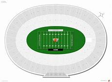 Cotton Bowl Seating Chart Rows Cotton Bowl Seating Guide Rateyourseats Com
