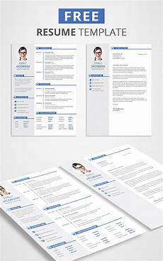 Download A Free Cv Template Free Cv Template And Cover Letter Graphicadi