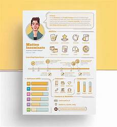 Creative Graphic Design Resume 16 Creative Resume Templates Amp Examples