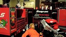 Snap On Werkzeugwagenkolbenring by Snap On Tools Diorama Gi Joe Scale 1 6