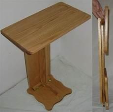 made new solid oak wood folding sofa server tv rv