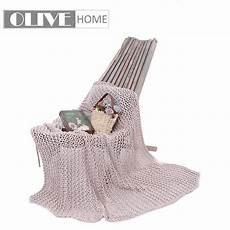 battilo knitted blanket 100 acrylic soft warm throws