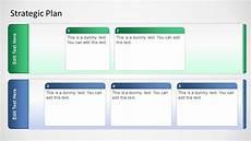Simple Strategic Plan Template Basic Strategic Plan Template For Powerpoint Slidemodel