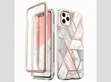 Supcase Cosmo iPhone 11 Pro Max Hybrid Case   Pink Marble
