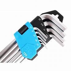 Bgs Werkzeuge Zoll by Bgs Innensechskant Schl 252 Ssel Zoll Werkzeug Satz 1 16 Quot 3 8