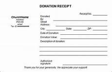 Donation Letter Receipt Free 20 Donation Receipt Templates In Pdf Google Docs
