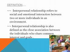 What Is The Definition Of Interpersonal Skills Interpersonal Relationship
