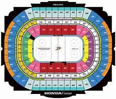 Anaheim Ducks Arena Seating Chart Nhl Hockey Arenas Honda Center Home Of The Annaheim Ducks