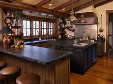 black kitchen islands 20 rustic kitchen island designs ideas design trends