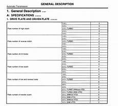 Subaru Forester 1999 2002 Service Repair Manual