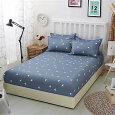 cotton fitted sheet king size bed sheet with