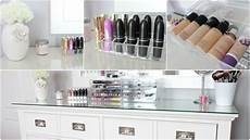 makeup collection storage organization 2014