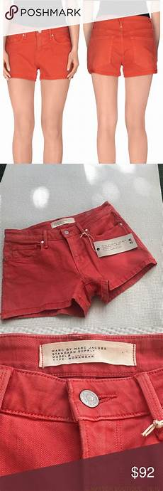 Marc By Marc Jacobs Size Chart Marc By Marc Jacobs Denim Shorts New Marc By Marc Jacobs