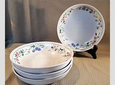 English Stoneware Dinnerware & Image Is Loading Set of 5