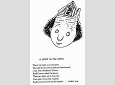 Amazing Shel Silverstein Poems   Barnorama