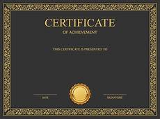 Certificate Of Template Certificate Template Png Image Purepng Free