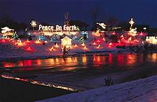 Christmas Lights In Frankenmuth Beamer S Holiday Beat E Newsletter