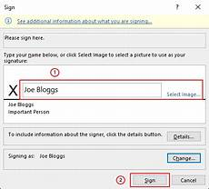 Insert Signature In Word How To Insert A Signature Into Microsoft Word