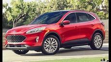 Ford Crossover 2020 by 2020 Ford Escape The All New Escape Small Suv