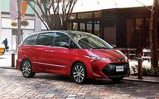 Toyota Mpv 2020 by Could New Toyota Estima 2020 Be Better Thenextcars