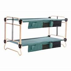 x large o bunk bed and leg extension wayfair