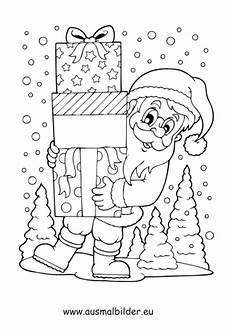 Ausmalbild Weihnachtsbaum Mit Geschenken Ausmalbilder Weihnachten Ausmalbild Weihnachtsmann Im