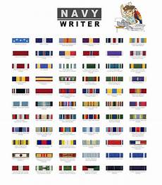 Army Ribbons Chart Us Navy Ribbons Chart Amulette