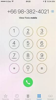 Address Of Phone Number The User Experience Of Mobile Phone Numbers Hacker Noon