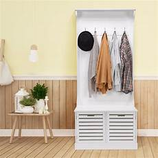 coats and bench aliexpress buy giantex tree storage bench entry