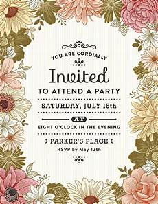 Create Your Own Party Invitations How To Write A Party Invitation