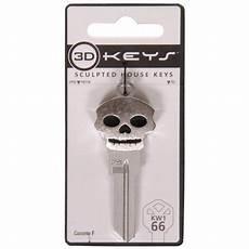 Walmart Key Designs Hillman Hm 66 3d Silver Skull Key Walmart Com