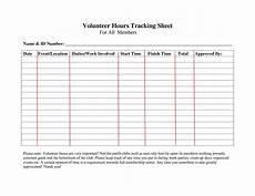 Working Hours Sheet Template Volunteer Template Excel Hours Log Sheet What Best Ideas