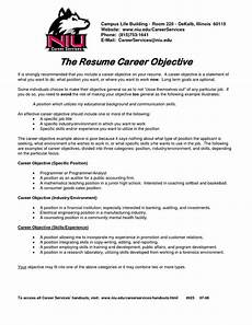 Sample Of Objectives In A Resumes Https Www Google Com Search Q Objective Resume Resume