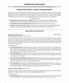 Pr Resume Objective Pr Manager Page1 Manager Resume Resume Objective Sample
