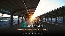 Academic Presentation Template Demo Academic Multipurpose Powerpoint Template Youtube