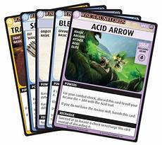 Trading Card Design Trading Card Game Design Google 검색 카드디자인 Pinterest