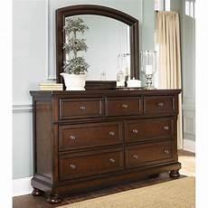 Furniture Porter Bedroom Set B697 31 Furniture Porter Rustic Brown Bedroom Dresser