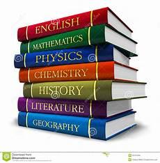 education books stack of textbooks stock illustration illustration of