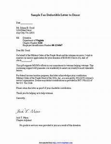 Donation Letter Receipt Donation Receipt Letter Template Pdfsimpli