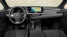 2019 Lexus Es Interior by 2019 Lexus Es 350 F Sport Interior Us Spec