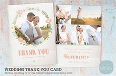 Wedding Thank You Postcard Template Aw014 Wedding Thank You Card Postcard Templates