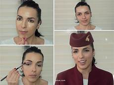 qatar cabin crew qatar airways makeup tutorial cabin crew excellence