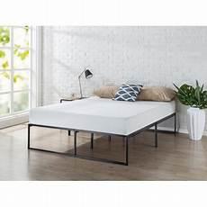 zinus king modern studio 14 inch platforma bed frame