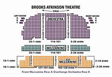 Brooks Atkinson Theatre Seating Chart Brooks Atkinson Theatre Seating Brokeasshome Com