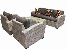 Wicker Sofa Outdoor Set Png Image by Miami 4pce Wicker Sofa Setting Outdoor Lounges Sofa S