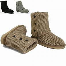 womens cardigan knitted shoes warm winter fashion