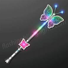 Light Up Butterfly Wand Multi Color Light Up Led Butterfly Wand Flashingblinkylights