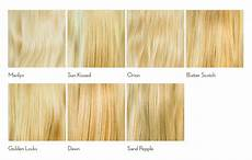 Golden Hair Color Chart Hair Style And Color For