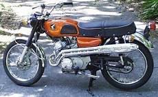 Honda Scrambler Cl175 Motorcycles