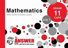 9781920568689 Grade 12 Caps 2 In 1 Mathematics The Answer
